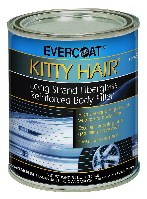 Evercoat 868 Kitty Hair Reinforced Filler - 1 Quart Acr Electronics