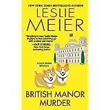 British Manor Murder (A Lucy Stone Mystery)