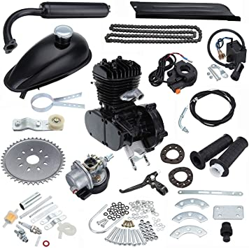 Ambienceo Motor Bicicleta Conversión Kit para Bicicleta Motorizada ...