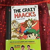 The Crazy Haacks y el reloj sin tiempo Serie The Crazy