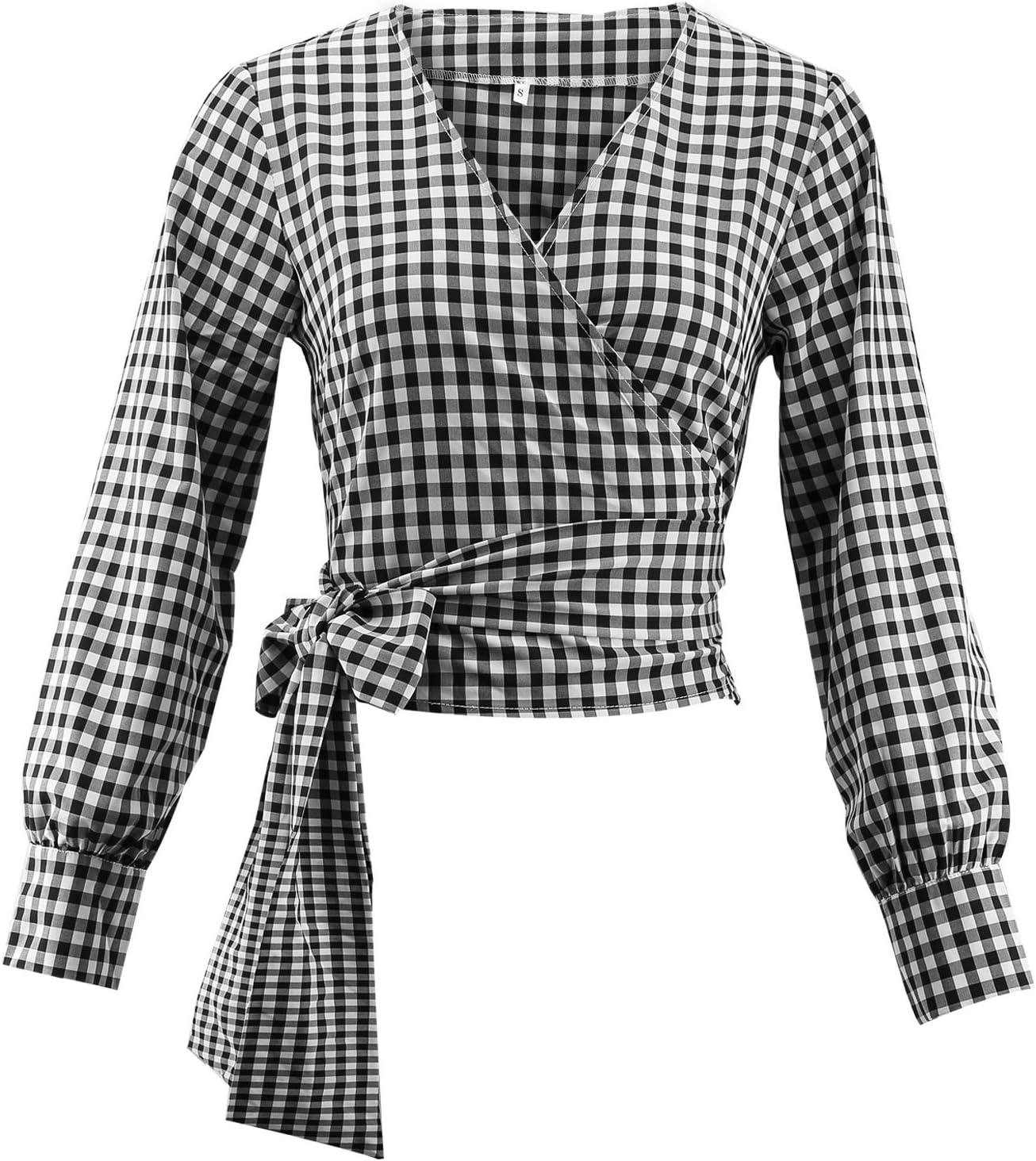 Luxspire Mujer Camiseta Blusa Casual Parent