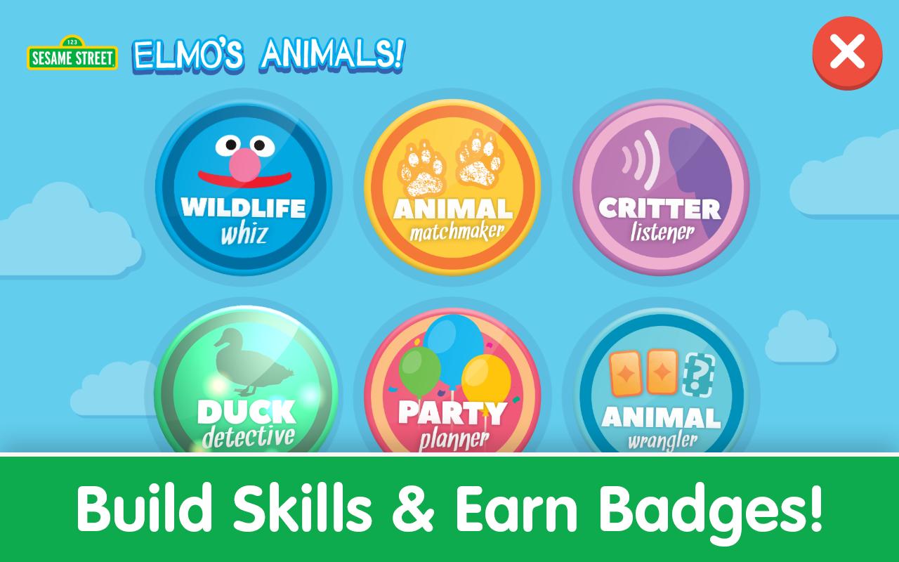 Amazon.com: Elmo\'s Animals: Appstore for Android