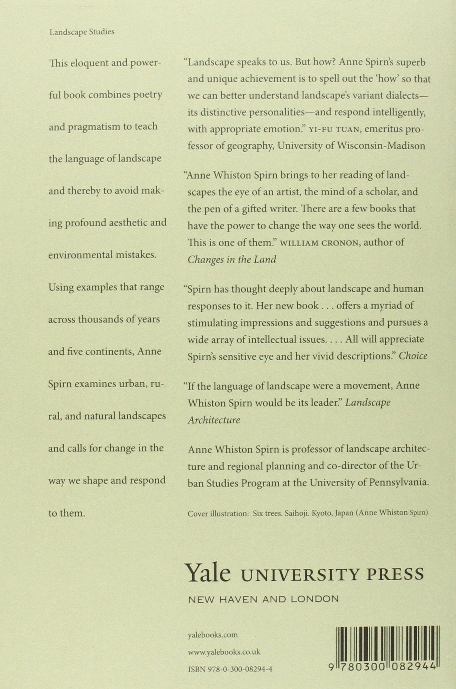 Language of Landscape by imusti