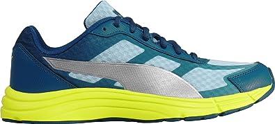 50b3d9f2323 Chaussures de course Puma Expedite Wn pour femme - Coloris   vert ...