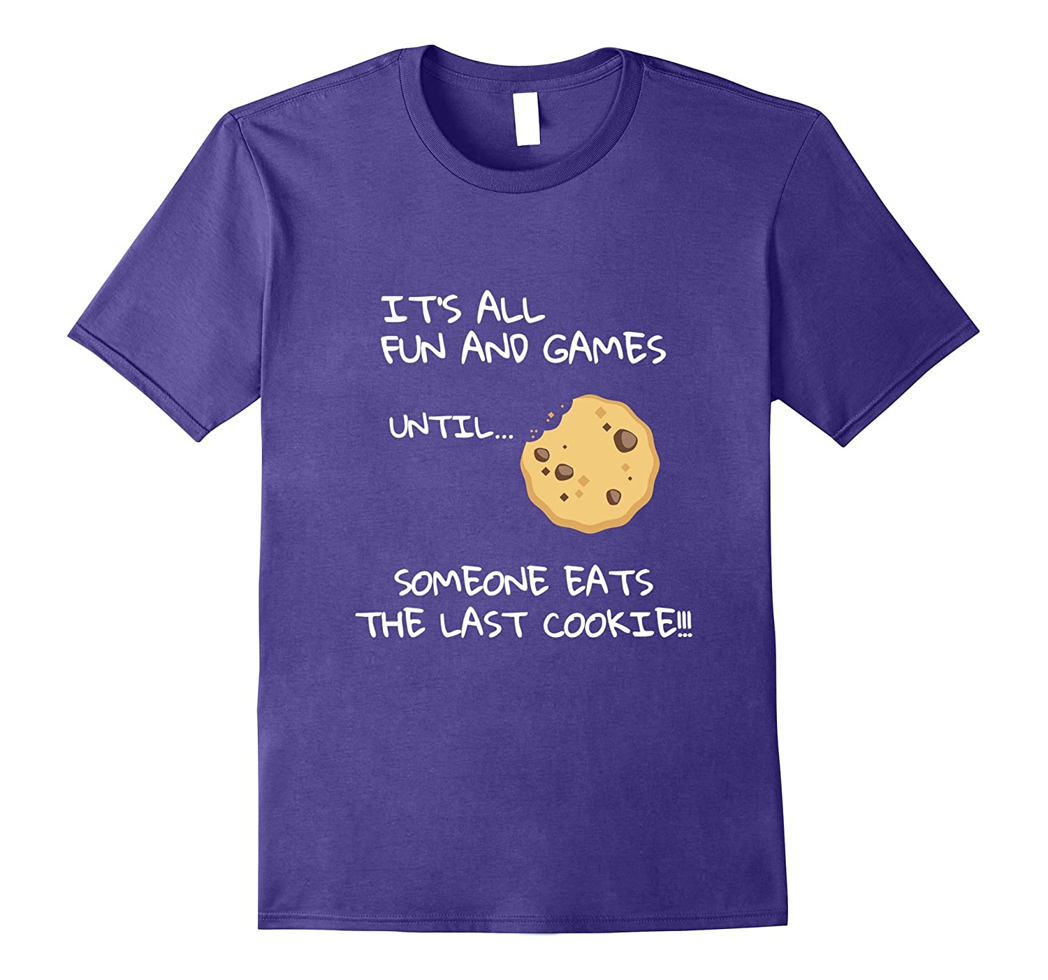 It's all fun and games until someone eats the last cookie-Art