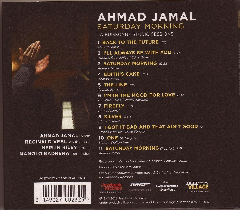 Ahmad Jamal - Saturday Morning - Amazon.com Music