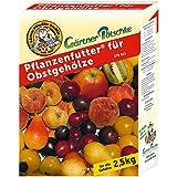 Pflanzenfutter für Obstgehölze, 2,5 kg