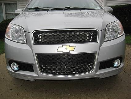 Amazon 2009 2017 Chevrolet Aveo Aveo5 T250 Xenon Halogen Fog