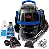 """Bissell 2891B SpotClean Professional Portable Carpet and Upholstery Deep Cleaner with Full-Sized 5.9 Amp, 5Ft Hose with 3"""" To"""