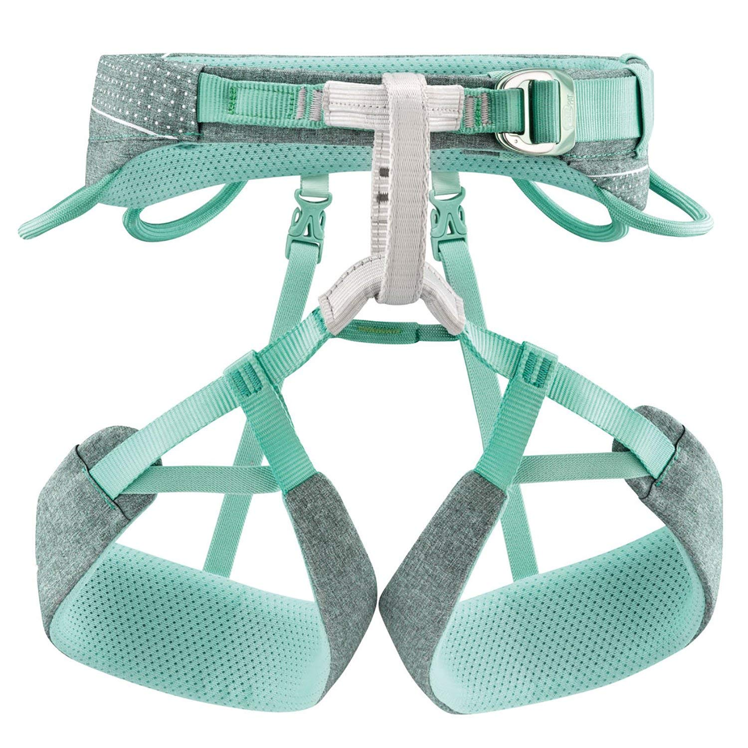 Petzl Women's Selena Climbing Harness Green M by PETZL