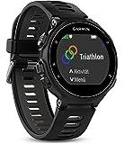 Garmin Forerunner 735XT GPS Multisport and Running Watch - Black/Grey