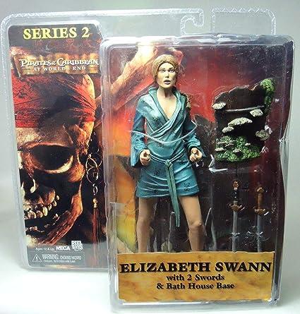 Bienes figura de Elizabeth Swann de Piratas del Caribe En el Fin ...