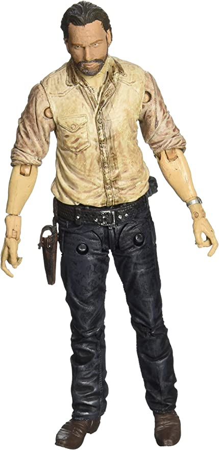 McFarlane Toys The Walking Dead TV Series 6 Rick Grimes Figure