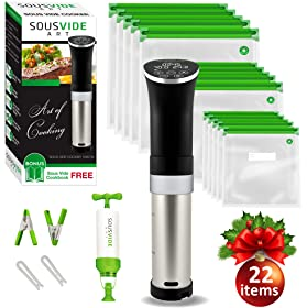 SousVide Art Cooker Immersion Circulator