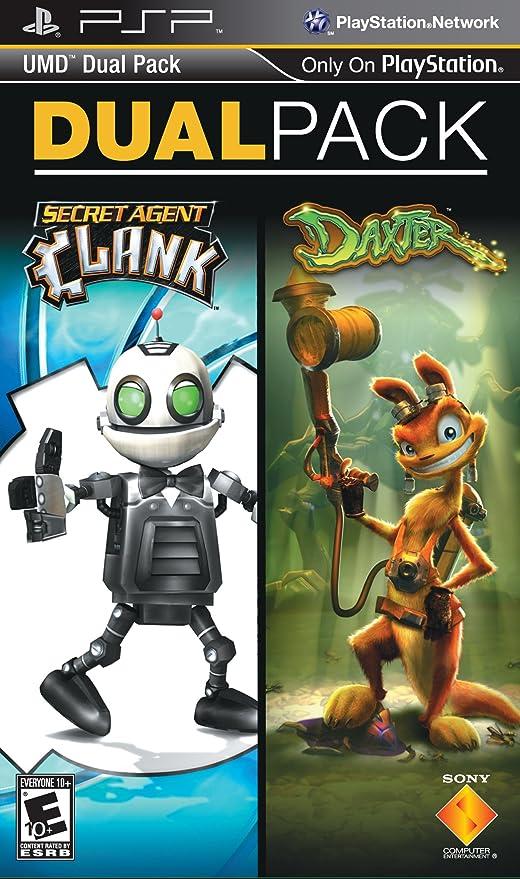 Sony Daxter + Secret Agent Clank Dual Pack, PSP - Juego (PSP): Amazon.es: Videojuegos