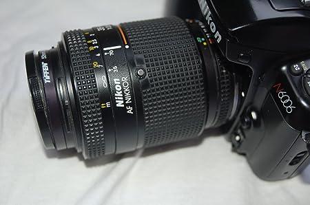 Review Nikon N6006 Camera with