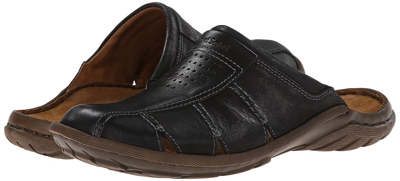 7b88546452e Josef Seibel Men s Logan 22 Black 45 European  Amazon.co.uk  Shoes   Bags