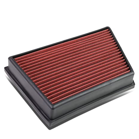 K/&N engine air filter washable and reusable: 2011-2018 Land Rover L4 Discovery Sport, Range Rover Evoque, LR2, Freelander 33-2991