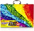 CRAYOLA 230926 Inspiration Art Case: 140 Pieces, Deluxe Set with Crayons, Pencils, Markers and Paper in a Portable Storage Case, Great Boys and Girls, Our Art & Craft Colouring Set!