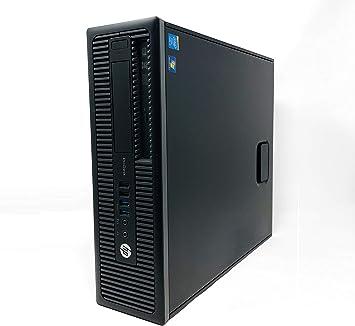 HP ProDesk 600 G1 SFF - Ordenador de sobremesa (Intel Core I5-4570 ...