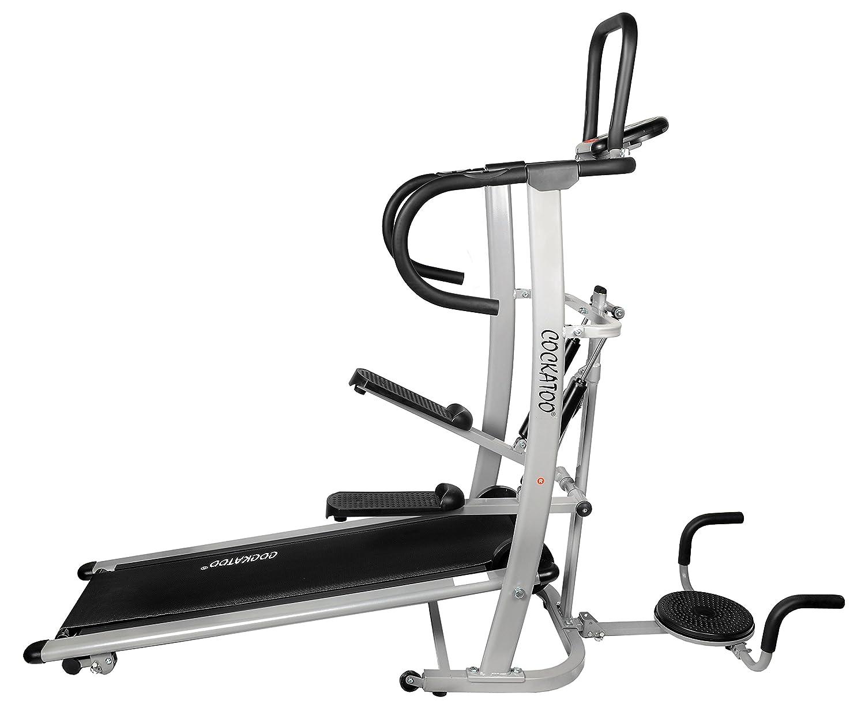 4 In 1 Treadmill