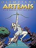 Olympians: Artemis: Wild Goddess of the Hunt (Olympians, 9)