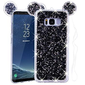 HB,int Galaxy S8ケース かわいい シリコン SCV36 カバー SC,02J ケース サムスン ギャラクシー