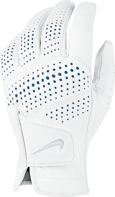 Nike 2016ツアークラシックII羊革ゴルフグローブメンズLeft Hand手袋 Small White/Neutral Grey/Photo Blue B019Y3FRT2