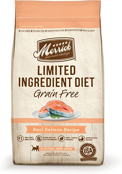 Top 9 Merrick Limited Ingrediant Pet Food