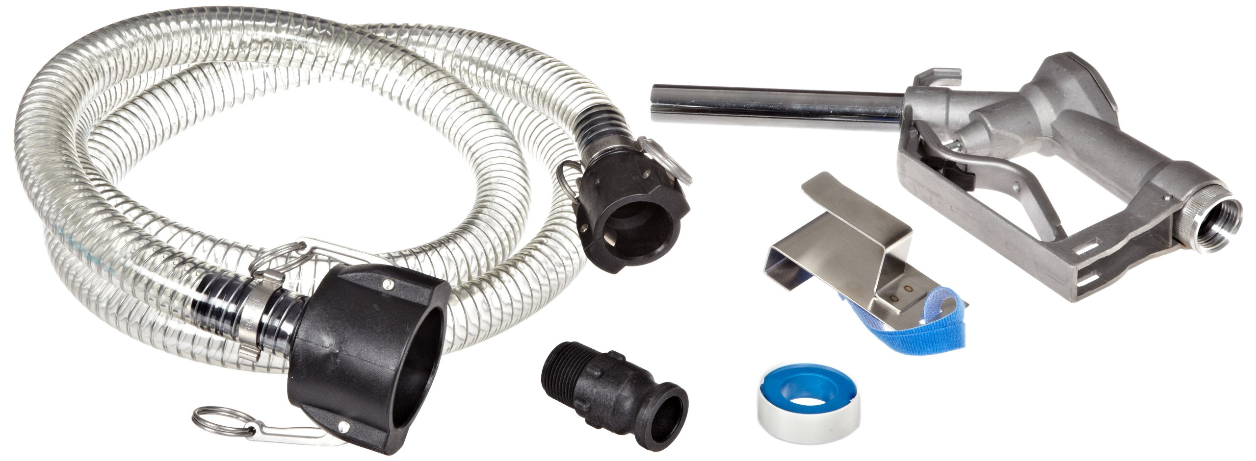 Action Pump IBC-HK-8A2C IBC Kit Aluminum Nozzle 2'' Camlock by Action Pump (Image #1)