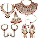Gentle Indian Traditional Collection Ethnic Chudi Set New Dulhan Wedding Collection With A Long Standing Reputation Jewelry & Watches