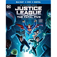 Justice League: Fatal Five [Blu-ray]