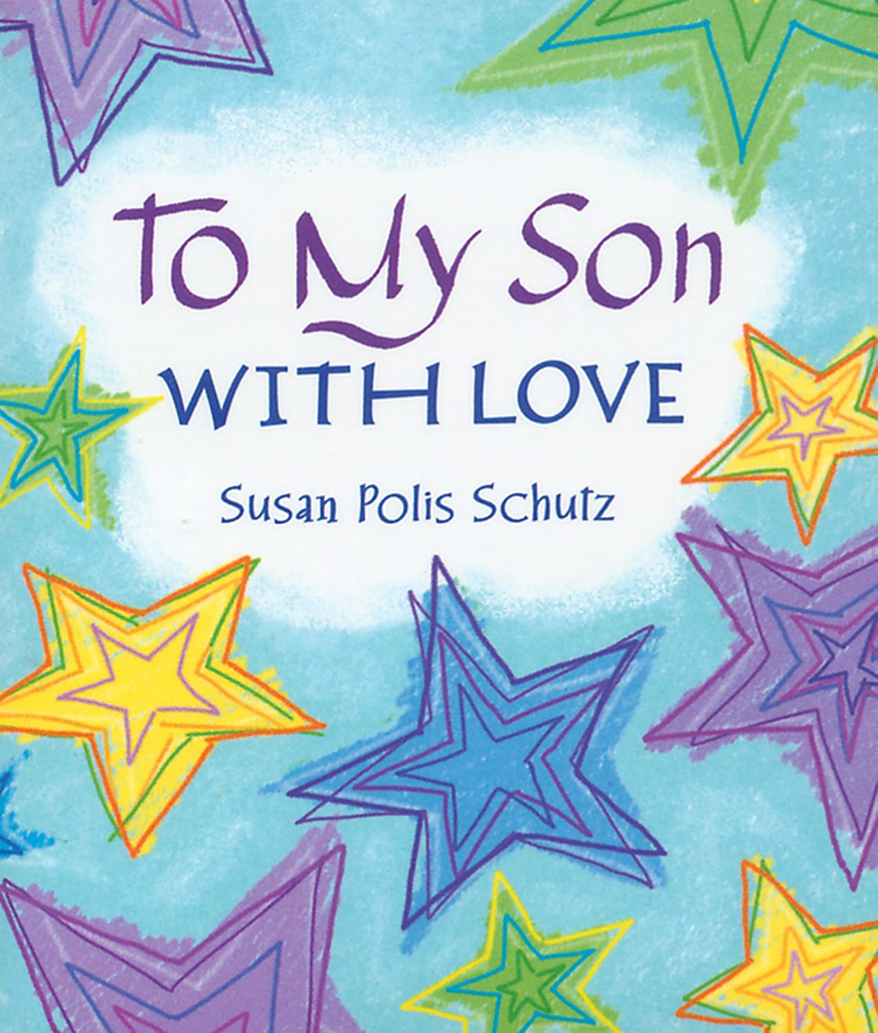Blue Mountain Arts Little Keepsake Book, To My Son With Love by Susan Polis Schutz (KB223) Inc