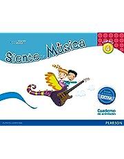 Siente La Música 4. Pack Actividades - Edición LOMCE - 9788420564289