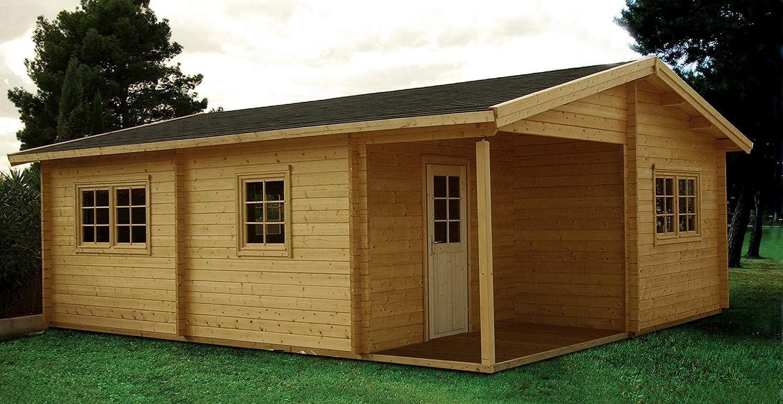 Ez Log Structures Arlanzon A Eco