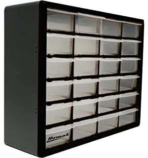 Amazon.com: Stack-On DS-18 18 Drawer Storage Cabinet (2X18 Drawers ...