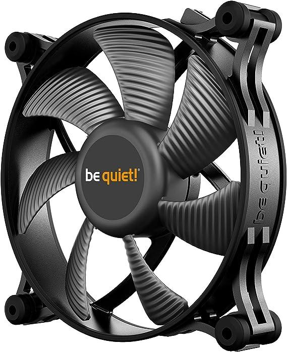 Carcasa del Ordenador, Ventilador, 12 cm, 1100 RPM, 15,9 dB, 38,5 cfm Shadow Wings 2 120mm PWM Carcasa del Ordenador Ventilador be quiet Ventilador de PC