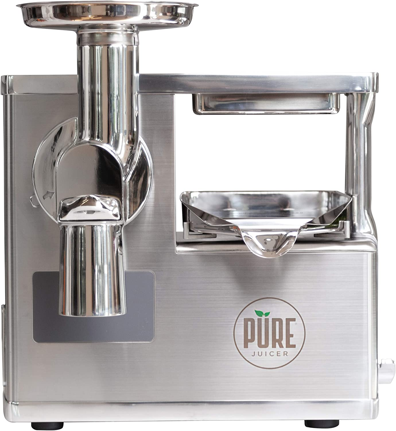 PURE Juicer Two-Stage Masticating Juicer