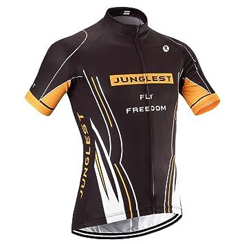 (maillot tamaño XXL) Ropa rápido bicicleta Respirable secado Mangas Ciclismo  aire cómoda cortas de Jersey ciclo libre Maillot ciclistas jerseys Trajes   ... 74692be72c17a