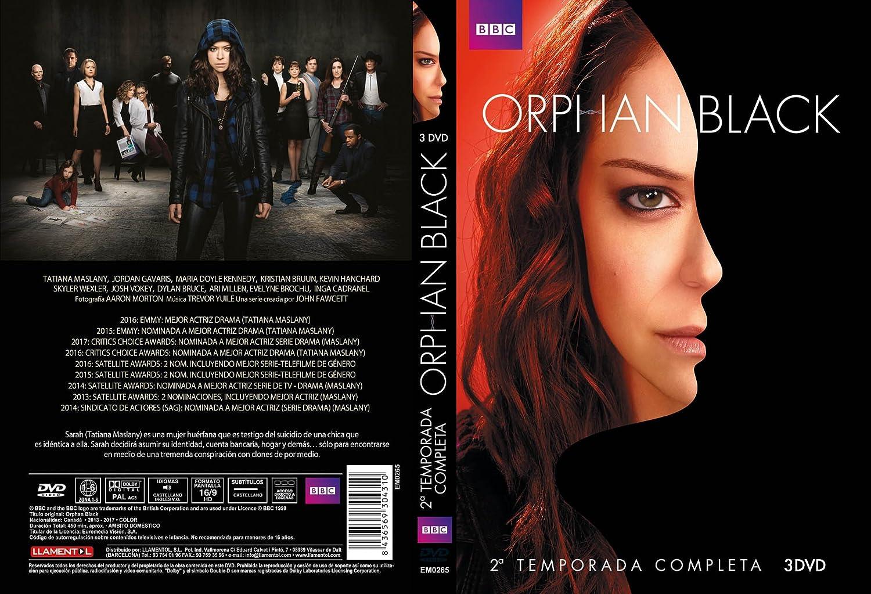 Orphan Black - Temporada 2 [DVD]: Amazon.es: Tatiana Maslany, Jordan Gavaris, Maria Doyle Kennedy, Kristian Bruun, Kevin Hanchard, Skyler Wexler, ...