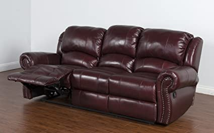 Amazon Com Sunny Designs 5002co L3m Dakota Dual Recliner Sofa