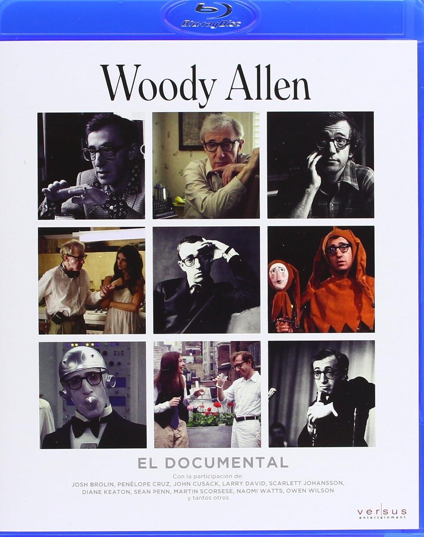 Woody Allen: El Documental [Blu-ray]: Amazon.es: Robert Weide ...