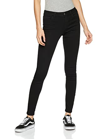 Discount Cheap Price Womens Pchighfive Soft Skn Blk Tb/Noos Skinny Jeans Pieces 2018 New Free Shipping Wide Range Of AZajhgK