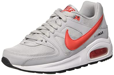best sneakers f6309 cf085 Nike AIR Max Command Flex (GS), Baskets Mixte Enfant, Gris (Grisloup