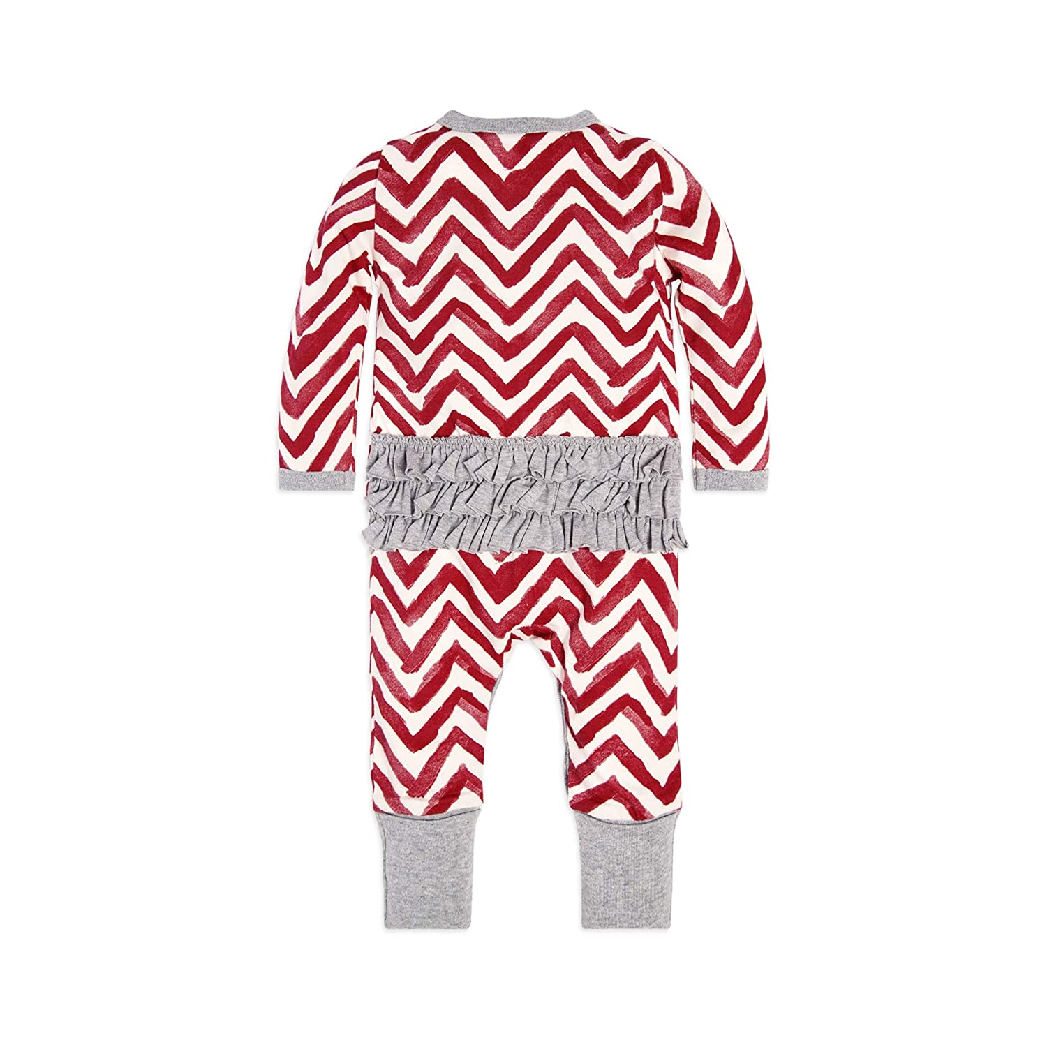 86b870447 Amazon.com: Burt's Bees Baby - Unisex Romper and Hat Set, One Piece  Jumpsuit and Beanie Set, 100% Organic Cotton: Clothing