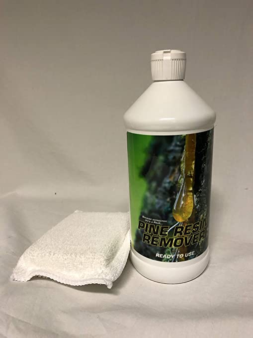 Pine Resin Remover by Luster Glaze