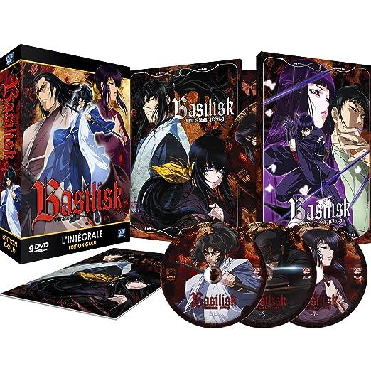 Amazon.com: Basilisk : The Kouga Ninja Scroll - Intégrale ...