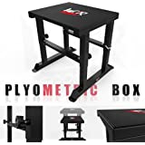 We R Sports® Fitness Adjustable Plyometric Box 40 To 61cm Step Plyo Box Jump Crossfit Exercise