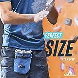 Athletrek Rock Climbing Chalk Bag with Quick-Clip