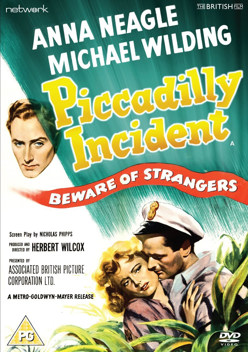 Piccadilly Incident [DVD]: Amazon.co.uk: Anna Neagle, Michael ...